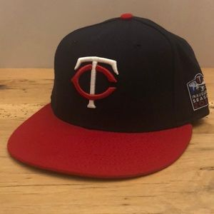 Minnesota Twins New Era Fitted Hat 7